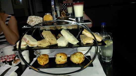 Durham Marriott Hotel Royal County: Afternoon Tea