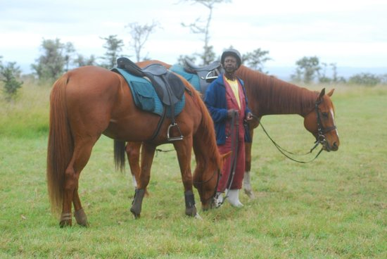 Campi ya Kanzi: Horseback Riding to a bush breakfast