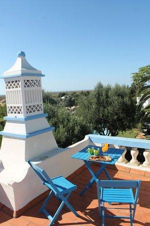 Casa Flor de Sal: Great roof terrasse
