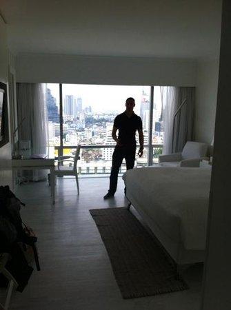 Pullman Bangkok Hotel G : lovely room
