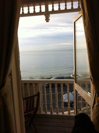 The Devonhurst: View from room