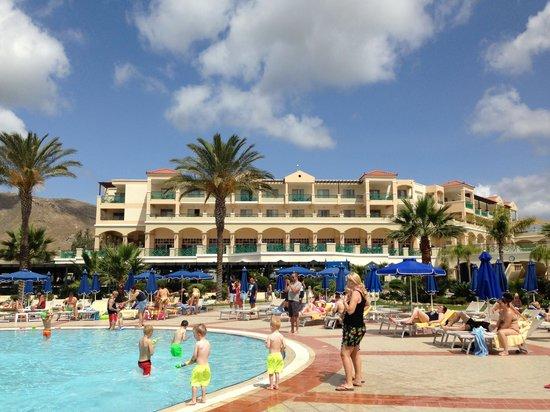 Lindos Princess Beach Hotel: Hotel