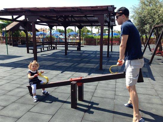 Lindos Princess Beach Hotel: Playground
