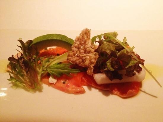 Salt by Luke Mangan: salad