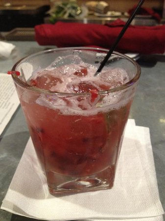 Renaissance Pittsburgh Hotel: Excellent fresh drinks