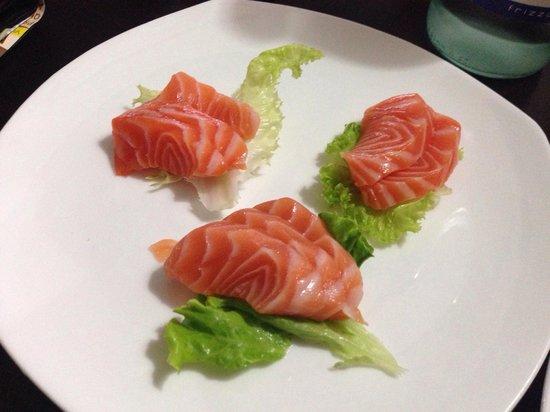Zyu Fushion Restaurant: Come All You Can Eat e' davvero ottimo,però le porzioni sono impegnative, fate attenzione nell'o