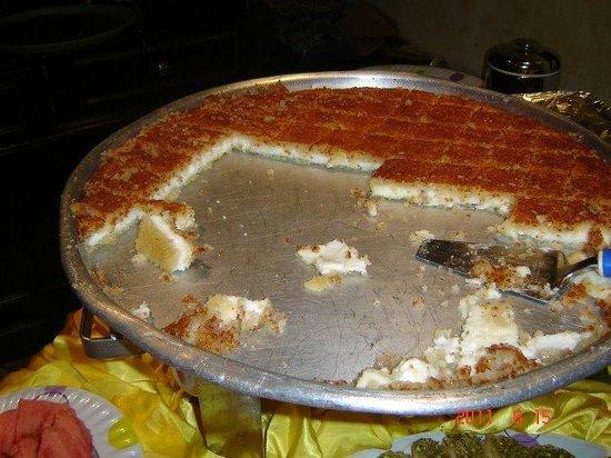Al-Arabi Restaurant: Sweet time