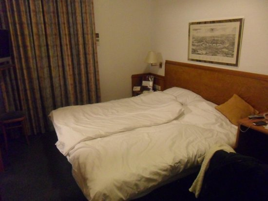 Austria Classic Hotel Wien: Basic Room