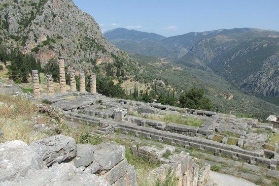 Delphi Palace: Delphi