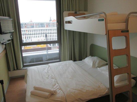 Ibis Budget Dresden City: Room