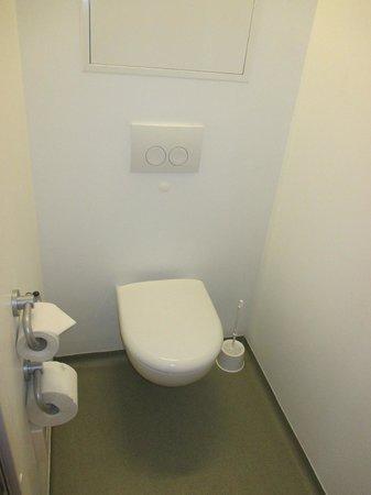 Ibis Budget Dresden City: Toilet