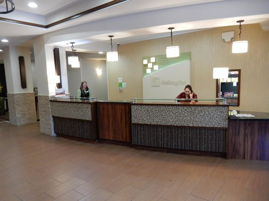 Holiday Inn Hotel & Suites Durango Central: Lobby