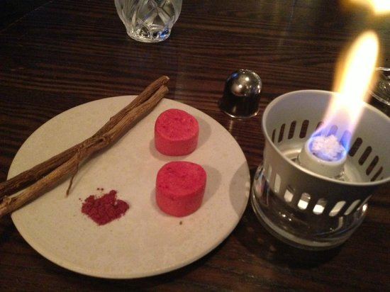 Studio - The Standard: Your personal campfire to toast raspberry marshmallows