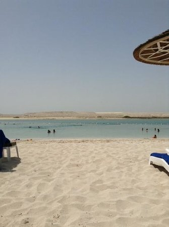 InterContinental Abu Dhabi: beach