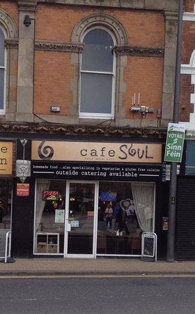 Cafe Soul: May 2914 pic of Café Soul