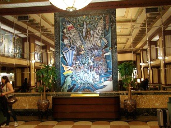 Hotel Edison Times Square : Stunning foyer