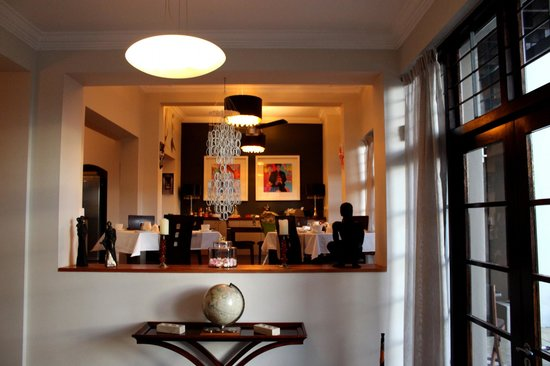 Derwent House Boutique Hotel: Best place to stay in Capetown