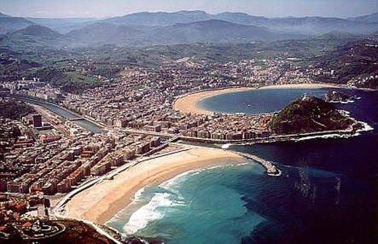 Hotel Punta Monpas: San Sebastian