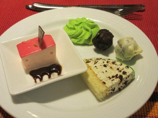 Cinnamon Citadel Kandy: desserts