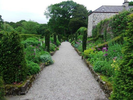 Plas Cadnant Hidden Gardens - Upper garden 12