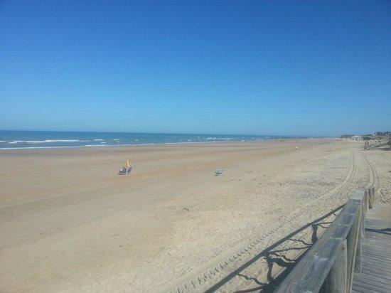 Barcelo Costa Ballena Golf & Spa: playa