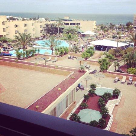 Occidental Lanzarote Mar: View...