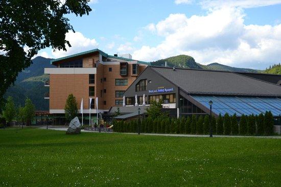 Bohinj ECO Hotel: Hotel