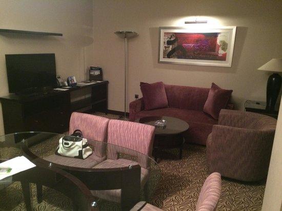 Rose Rayhaan by Rotana: Suite room63 floor