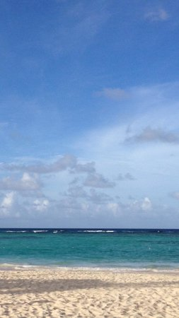 Luxury Bahia Principe Ambar Blue Don Pablo Collection: Beautiful beach.