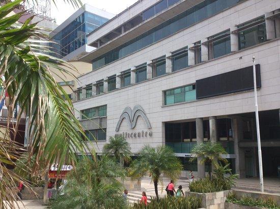 Plaza Paitilla Inn: multicentro