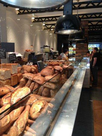 Hotel Praktik Bakery: The bakery