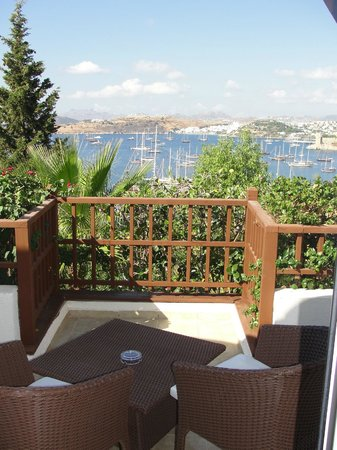 Hotel Manastir : Balcony Seaview room