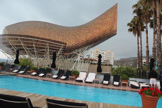 Poolomr de foto di hotel arts barcelona barcellona for Hotel per barcellona