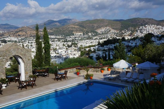 Hotel Manastir : Hotel grounds