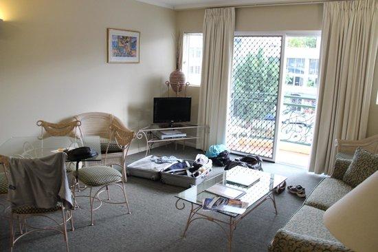 Il Palazzo Boutique Apartments Hotel: Salon