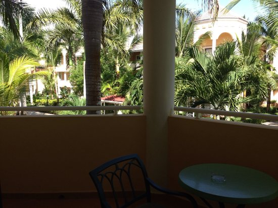 Luxury Bahia Principe Ambar Don Pablo Collection : Balcony.