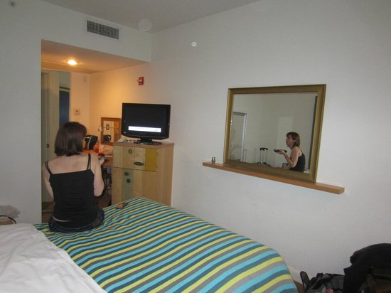 The Hotel of South Beach: Note chambre
