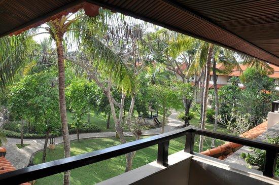 The Royal Beach Seminyak Bali - MGallery Collection : Vue depuis la chambre