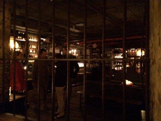 La Esquina : Bar area
