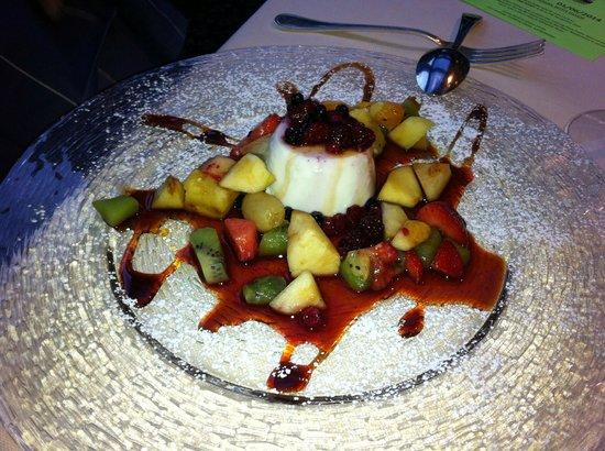 Sporthotel Rosatti : Dessert