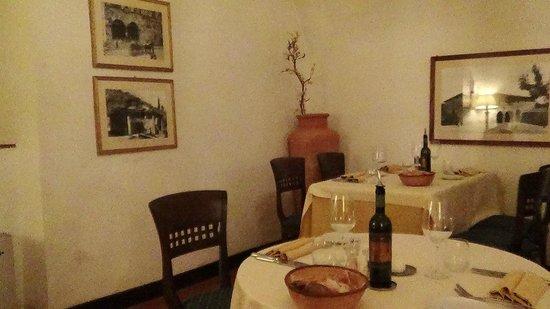 Dievole: Restaurant