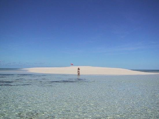 Shangri-La Hotel, The Marina, Cairns : l isola