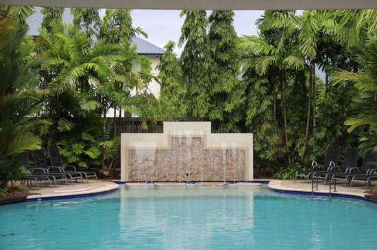 Shantara Resort  Port Douglas : Piscine de jour