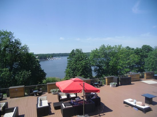 Grand Hotel Tiffi: Lake view from the hotel