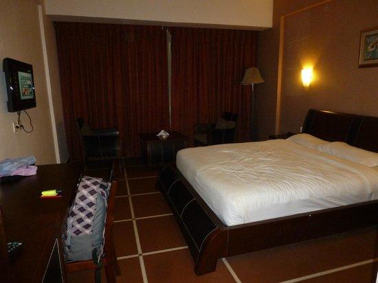 Hotel Castle Rock: Room