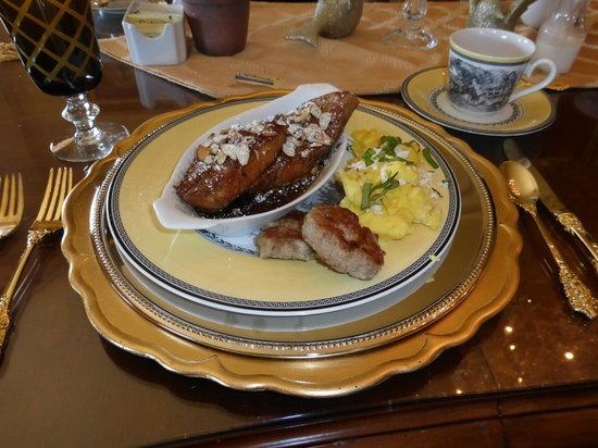 The Inn on Knowles Hill: Another amazing breakfast