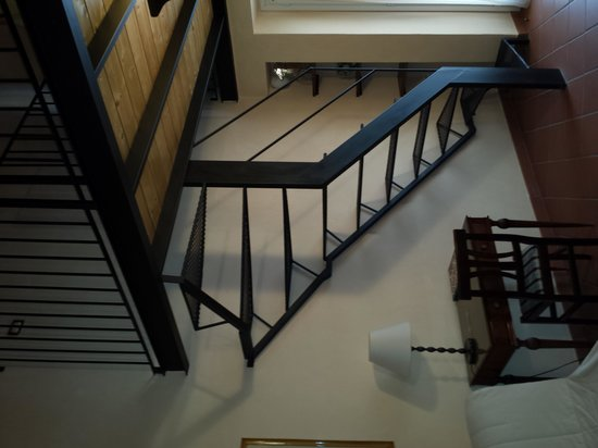Locanda La Casetta: Stairs to Bedroon