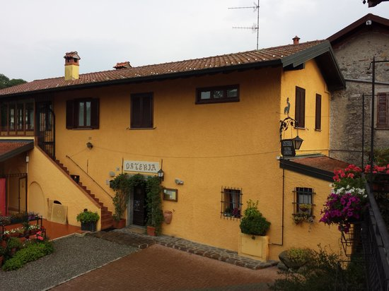 Locanda La Casetta: Restaurant