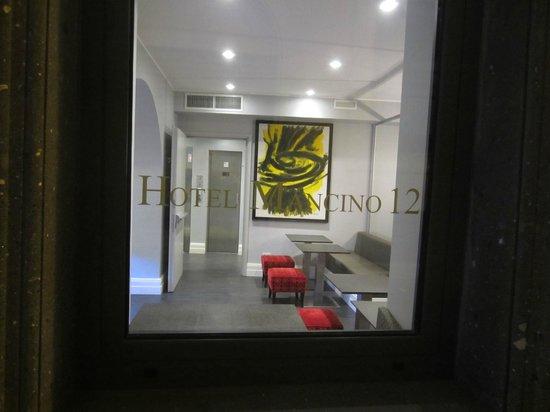 Hotel Mancino 12: L'accueil de l'hôtel