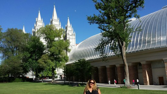 Temple Square: A must see